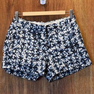 Linen J. Crew Shorts, 0
